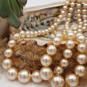 Perlen bei Gutekunst in Feuchtwangen