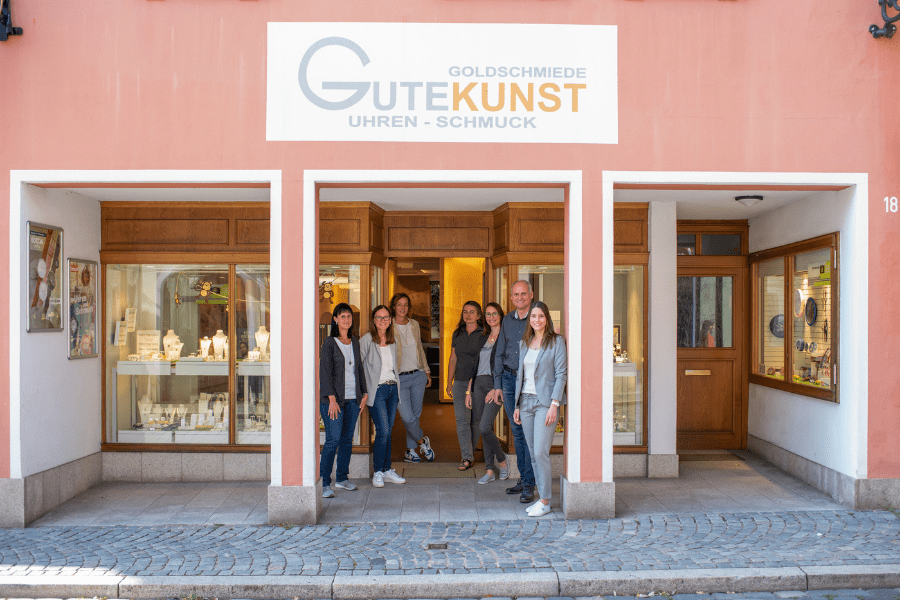 Team Gutekunst Uhren-Schmuck GmbH Feuchtwangen
